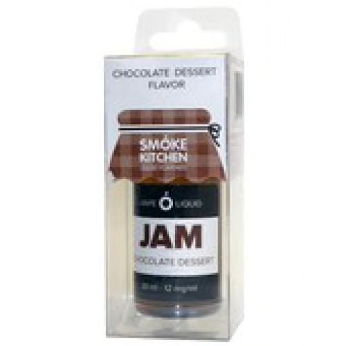 SmokeKitchen Jam, Сhocolate Dessert